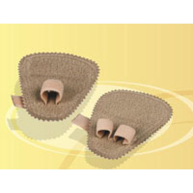 Приспособление корригирующее при молоткообразной деформации пальцев стопы
