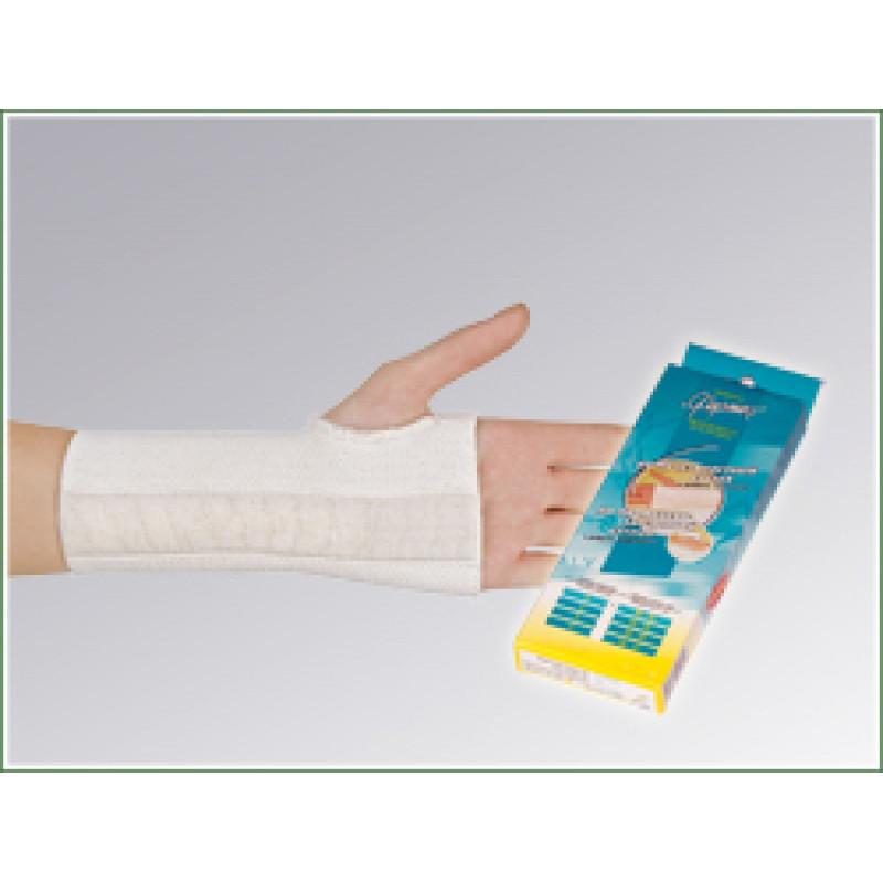Повязка эластичная на лучезапястный сустав с ребром жесткости